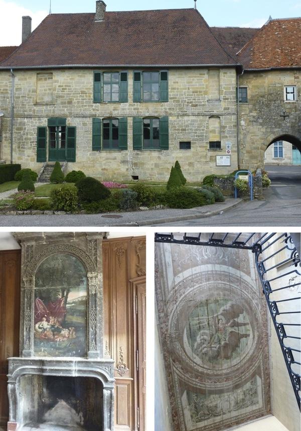 Crédits image : Le logis - façade et intérieur - © MR