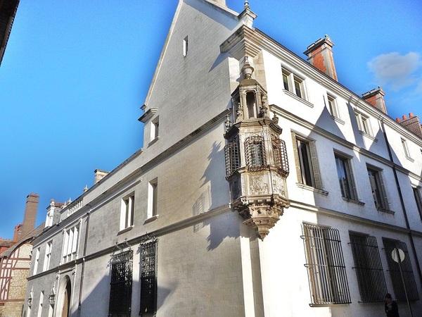 Crédits image : Hôtel de Marisy-façade - Crédit Photo : propriété Agence territoriale