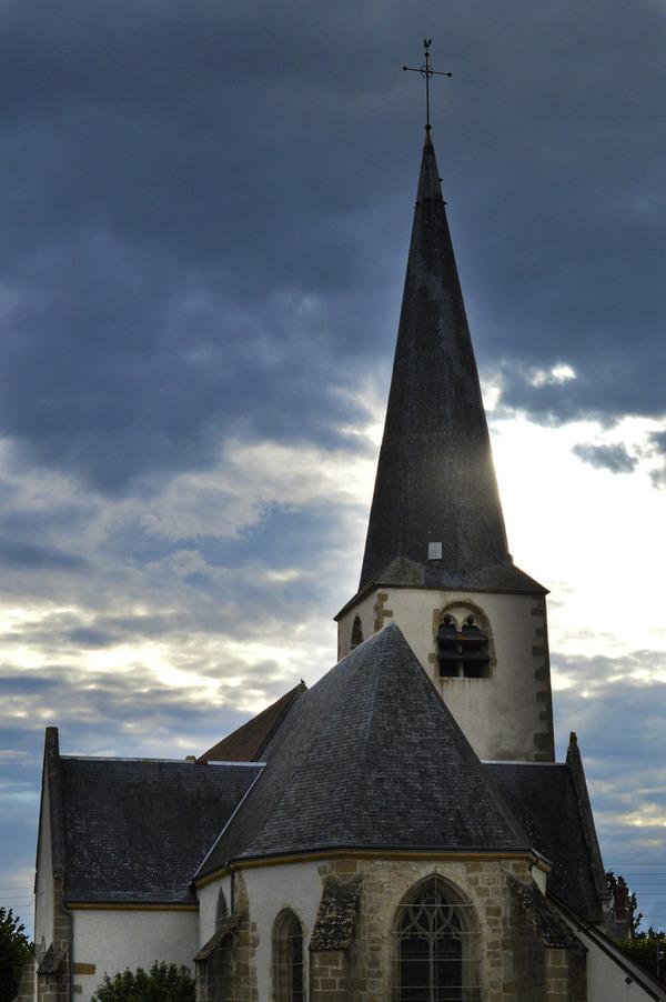 Journées du patrimoine 2017 - Rendez-vous à l'Eglise