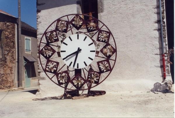Journées du patrimoine 2017 - Sculpture Claude François