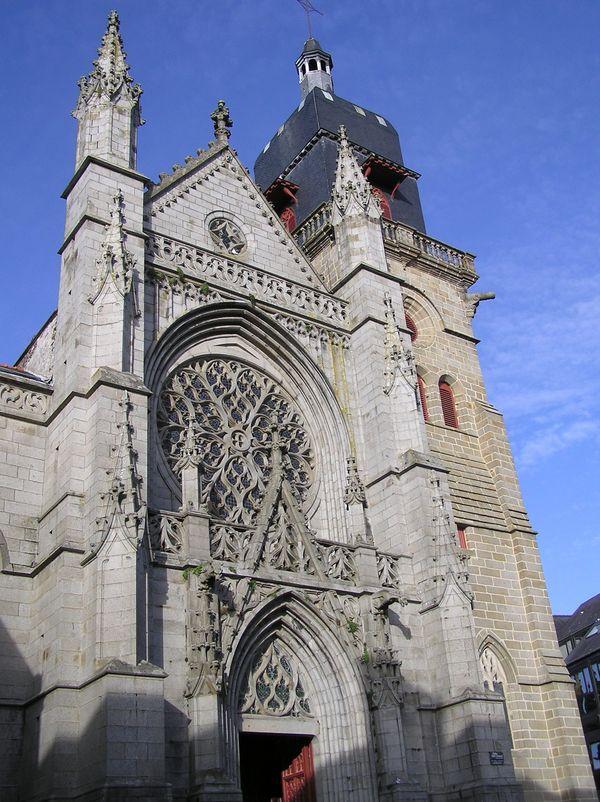 Journées du patrimoine 2017 - Clocher de l'Eglise Saint-Léonard