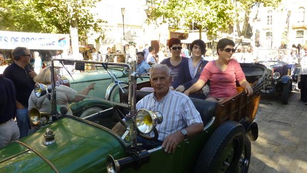 Journées du patrimoine 2017 - Association : Les Vieux volants de Povence