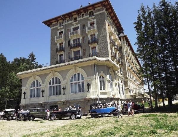 Journées du patrimoine 2017 - Grand-Hôtel, musée sans murs et ermitage Notre-Dame