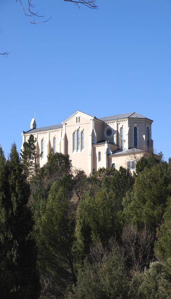 Journées du patrimoine 2017 - Sanctuaire Saint Joseph
