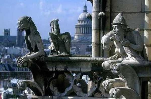 Journées du patrimoine 2017 - Visite des tours de Notre-Dame-de-Paris