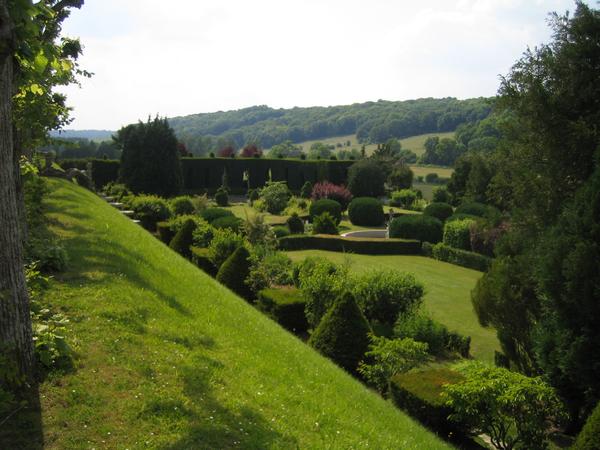 Rendez Vous aux Jardins 2018 -Jardins du Château d'Ambleville