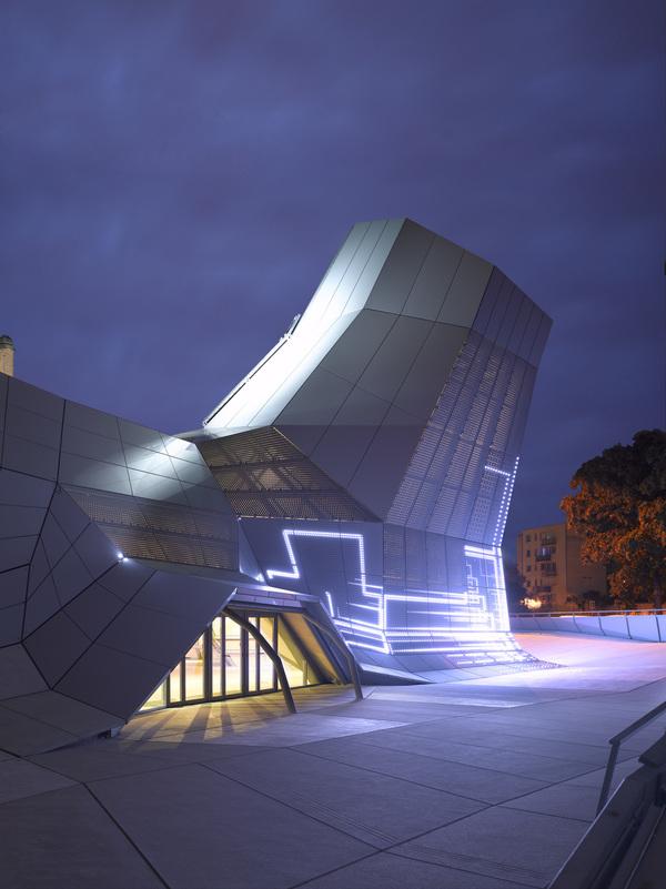 Nuit des musées 2018 -Les Turbulences - FRAC Centre-Val de Loire