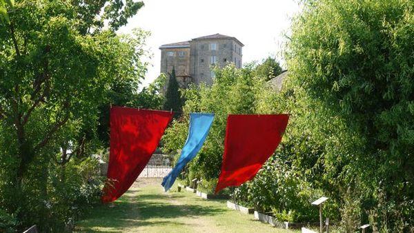 Rendez Vous aux Jardins 2018 -Couleur Garance, Jardin conservatoire des plantes tinctoriales