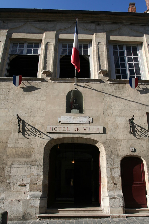 Crédits image : Ville de Senlis