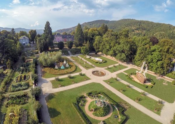 Rendez Vous aux Jardins 2018 -Parc de Wesserling