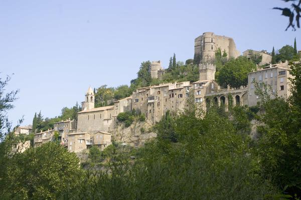 Journées du patrimoine 2020 - Visite guidée de Montbrun les Bains