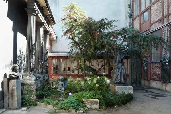 Rendez Vous aux Jardins 2018 -Jardin du musée Bourdelle