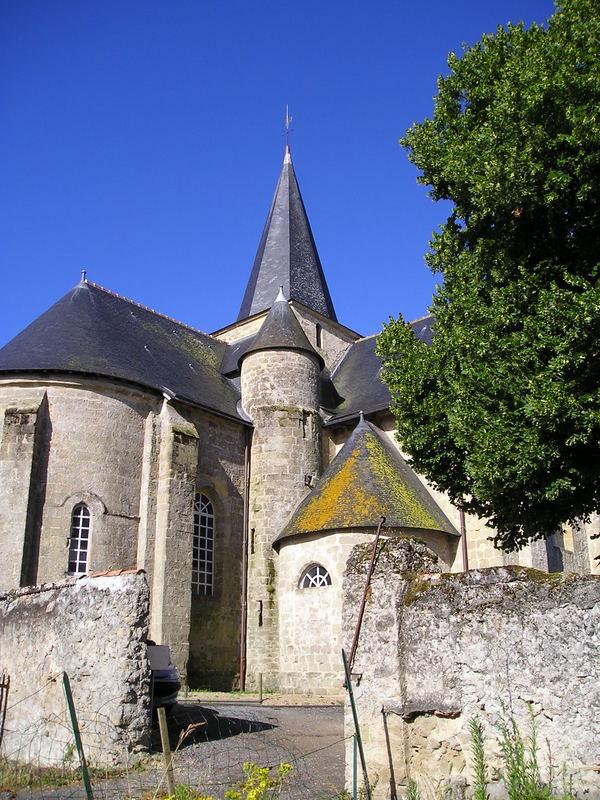 Journées du patrimoine 2020 - Visite libre de l'église romane