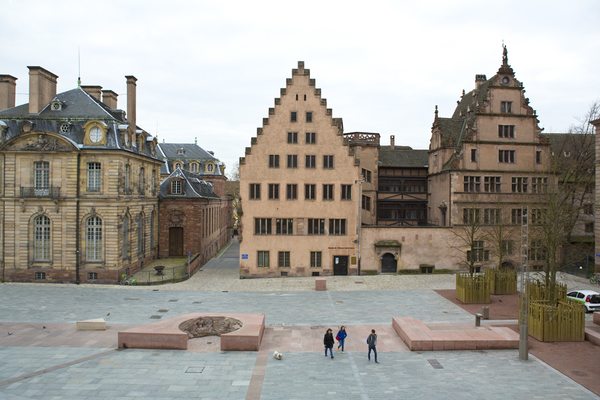 Crédits image : Photo : Christophe Hamm / Ville et Eurométropole de Strasbourg