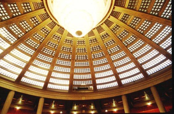 Journées du patrimoine 2017 - Découvrez le Palais d'Iéna, siège du CESE, avec vos enfants et construisez-le en brique Kapla
