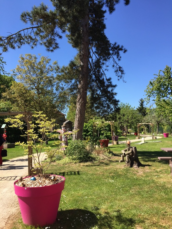 Rendez Vous aux Jardins 2018 -Prairies Jean-Marie PELT  rue du Haut-Rhêle  Montigny-les-Metz