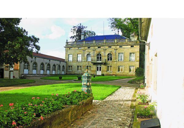 Crédits image : Château des Capucins