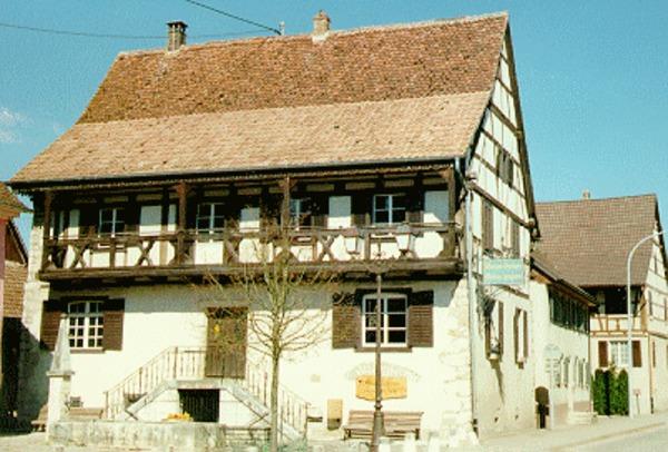 Crédits image : Musée paysan de Sundgau