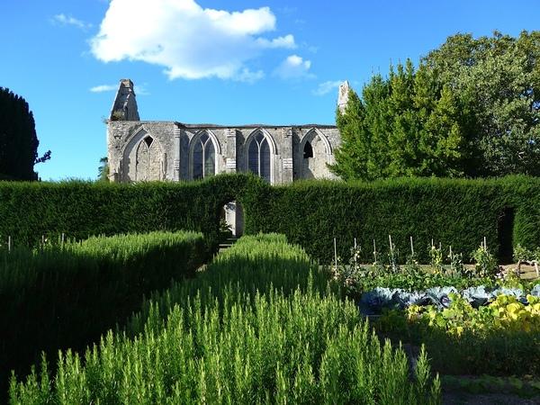 Rendez Vous aux Jardins 2018 -Abbaye Sainte-Marie