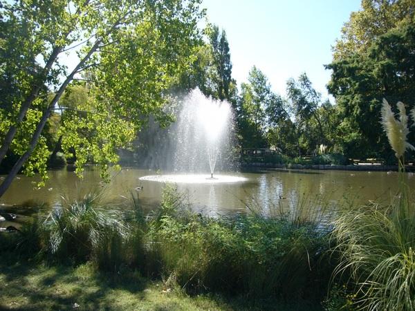 Parc Olbius Riquier