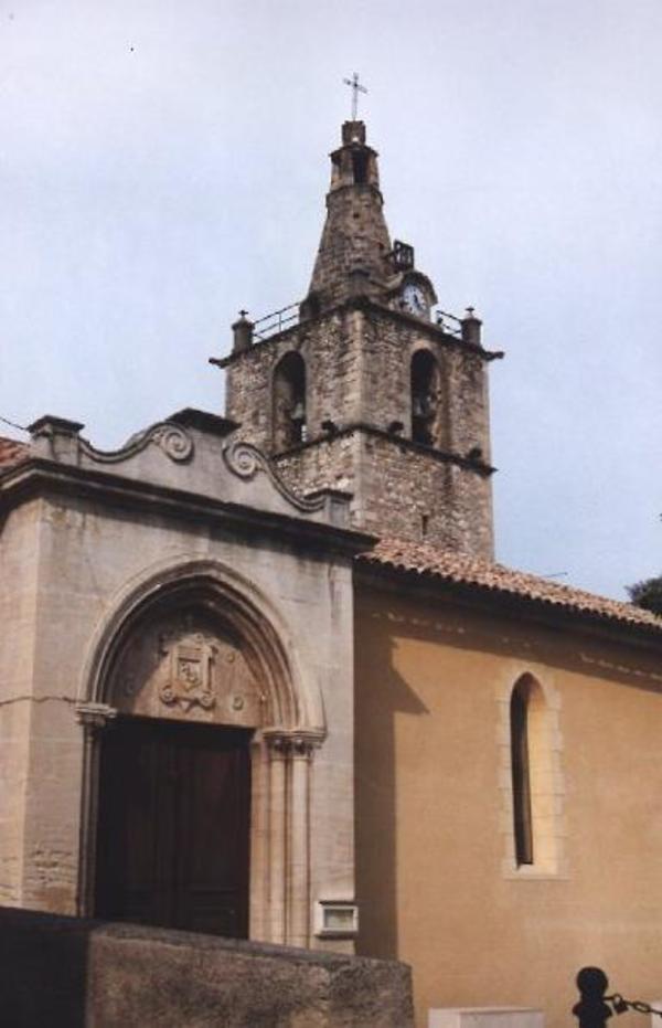 Journées du patrimoine 2017 - Visite de l'église Saint-Nicolas à Peyruis