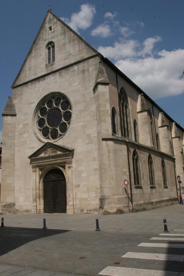 Nuit des musées 2019 -Eglise des Cordeliers