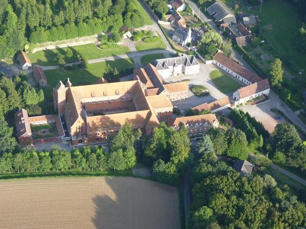 Crédits image : Abbaye de Belval
