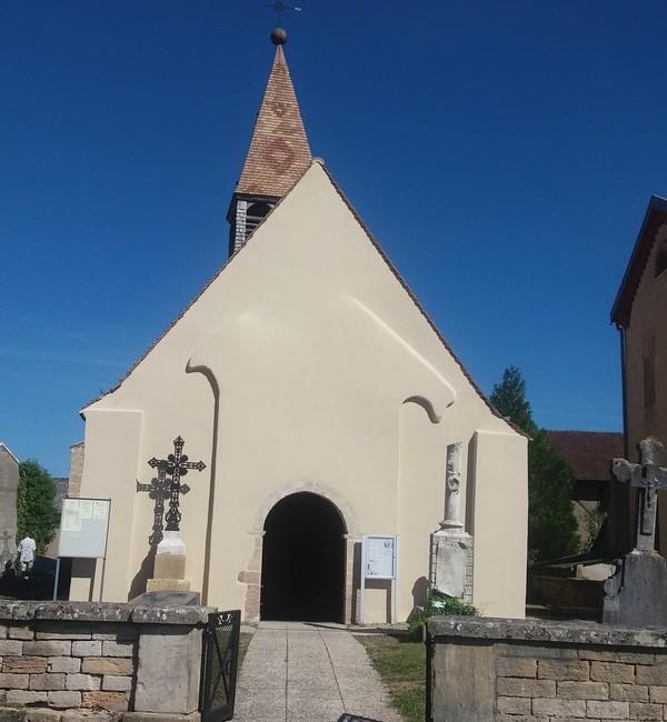 Journées du patrimoine 2017 - Eglise Saint Maurice de Sennecey les Dijon