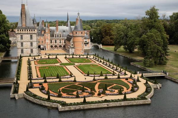 Rendez Vous aux Jardins 2018 -Château de Maintenon