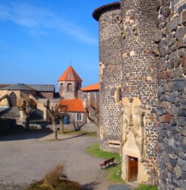 Journées du patrimoine 2017 - Découverte de la cité chaffrienne du Monastier-sur-Gazeille