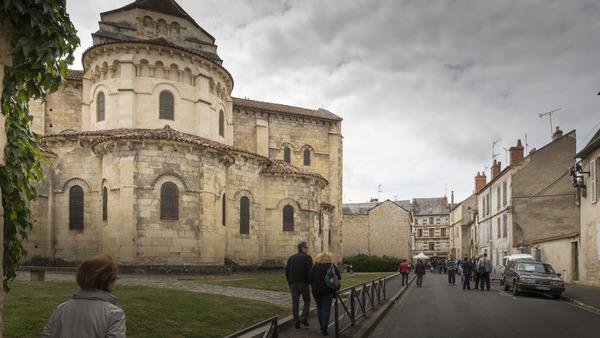 Journées du patrimoine 2017 - Les Guides en Herbe font visiter l'église Saint-Etienne