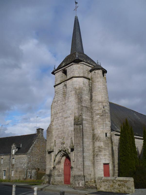 Journées du patrimoine 2017 - L'église Saint-Mériadec de Stival : un édifice surprenant