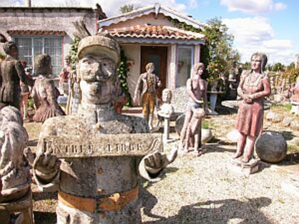 Journées du patrimoine 2017 - Visite guidée du Jardin de Gabriel