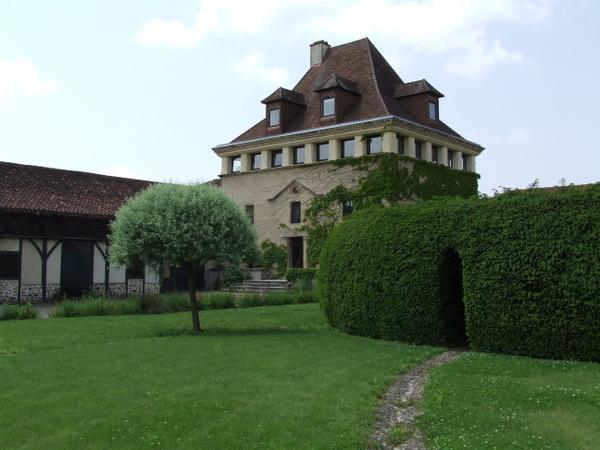 Journées du patrimoine 2018 - Les Jardins Philosophiques au Château Bouscassé le 16 septembre 2018