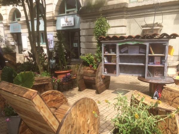 Rendez Vous aux Jardins 2018 -Jardin éphémère