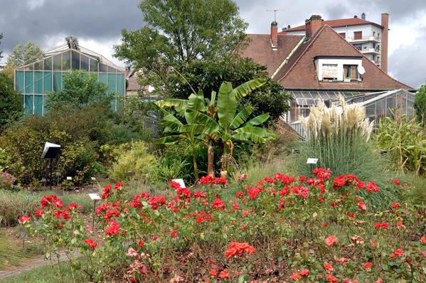 Journées du patrimoine 2017 - Découverte du jardin botanique de Besançon