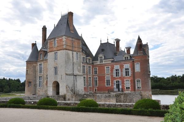 Rendez Vous aux Jardins 2018 -Château de la Bussière