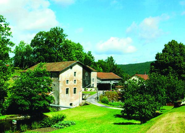 Crédits image : Office du tourisme Bruyères Vallons des Vosges