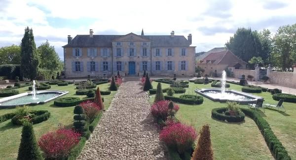 Rendez Vous aux Jardins 2018 -Jardins du château