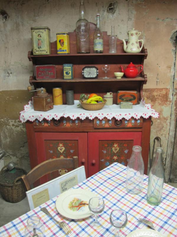 Journées du patrimoine 2017 - Visite des salles du patrimoine
