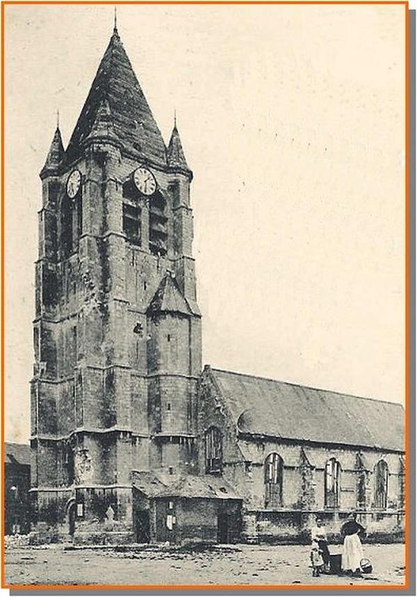 Crédits image : Club d'Histoire Locale de Courrières