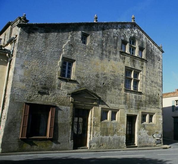 Journées du patrimoine 2018 - Visite guidée de la Maison François Laurens
