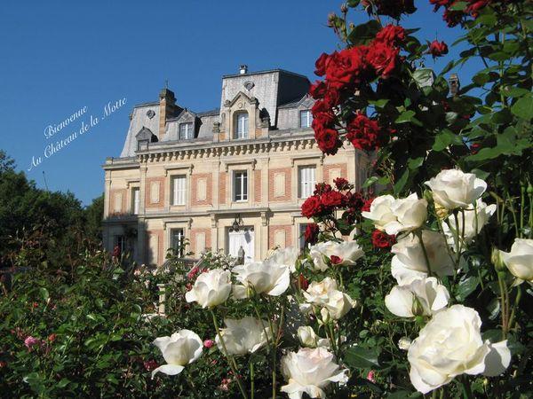 Rendez Vous aux Jardins 2018 -Roseraie du Château de la Motte