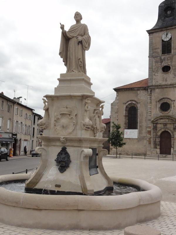 Crédits image : Fontaine Saint-Pierre (c) Havang(nl) - wikimedia commons