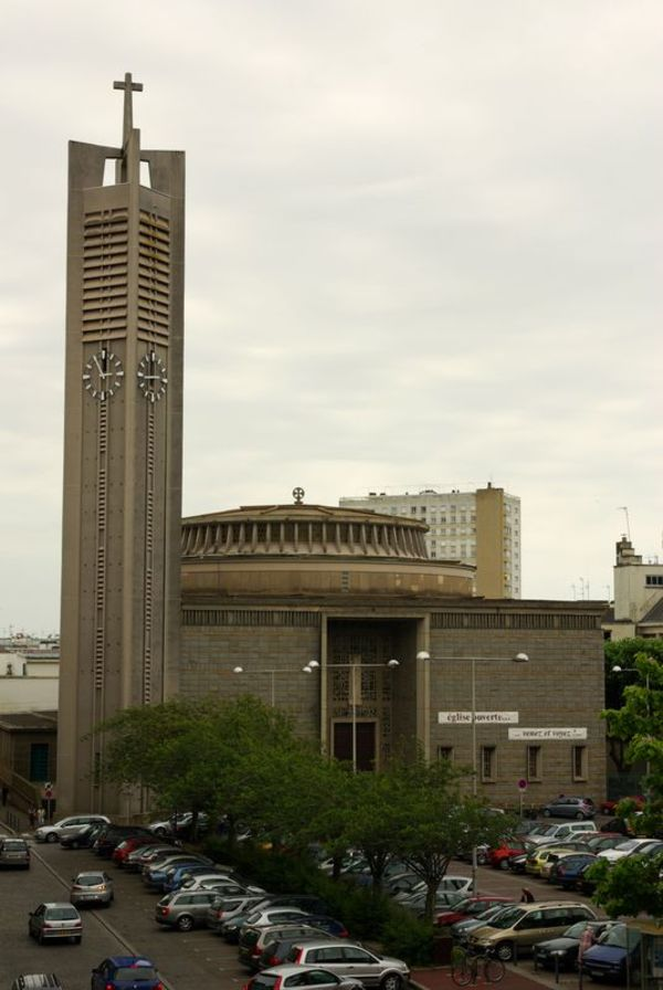 Journées du patrimoine 2018 - L'église Notre-Dame-de-Victoire