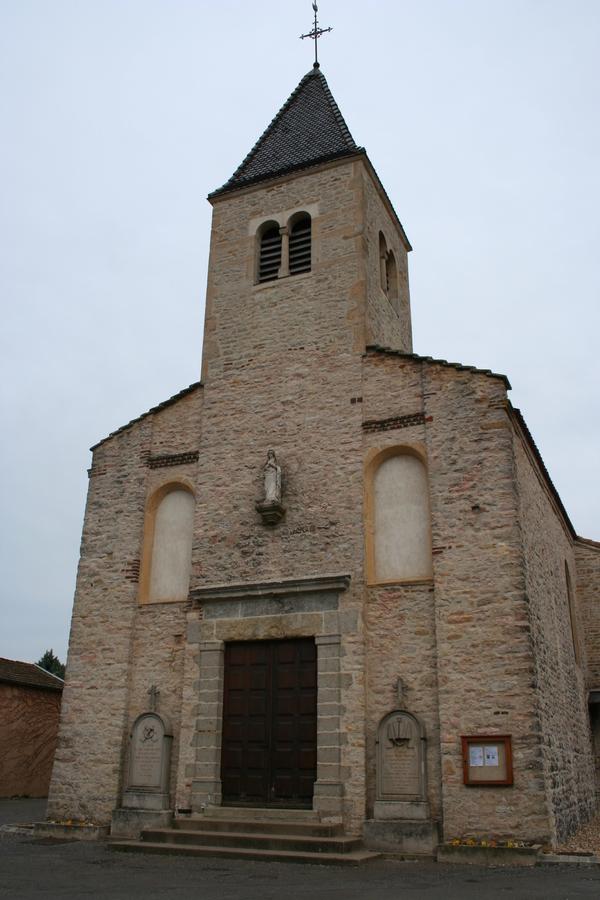 Journées du patrimoine 2020 - Visite libre de l'église Saint Jean-Baptiste