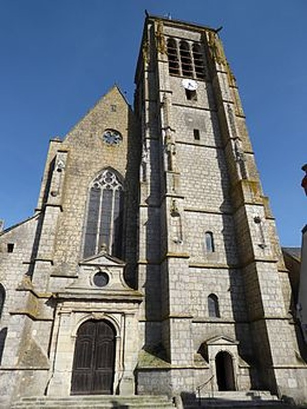 Journées du patrimoine 2017 - Montée à la tour de l'église