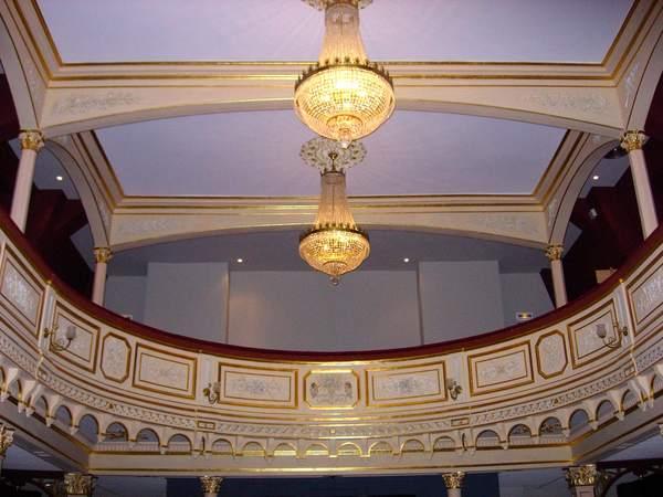 Journées du patrimoine 2017 - Visite guidée du théâtre Municipal du Château