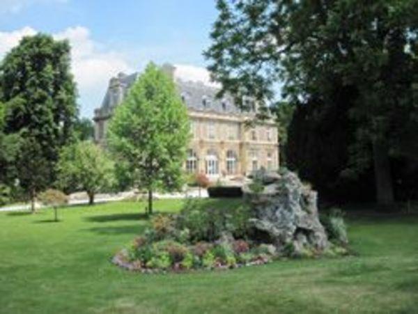 Rendez Vous aux Jardins 2018 -Jardin de l'hôtel d'emonville