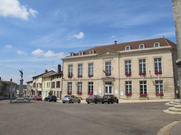 Crédits image : Wassy - Mairie © Office de tourisme Saint-Dizier Der et Blaise